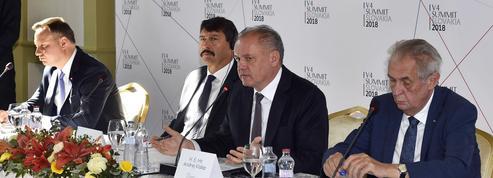 Face à Bruxelles, le groupe de Visegrad en ordre dispersé