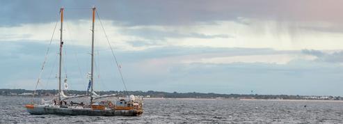 L'expédition Tara rentre à Lorient après 30 mois dans l'océan Pacifique