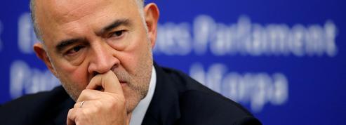 Budget italien: Moscovici, cible préférée du RN et de LFI