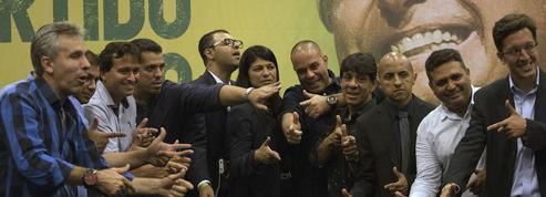 Brésil: l'extrême droite à l'orée du pouvoir
