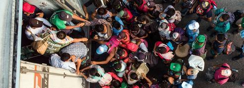 États-Unis: la «caravane» des Honduriens et le pari de Trump