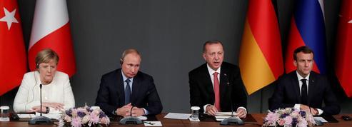 Syrie : le sommet d'Istanbul appelle à un cessez-le-feu «stable et durable» à Idlib