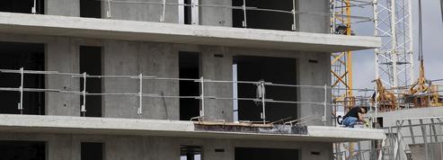 Le BTP s'alarme de l'inexorable recul de la construction de logements en France