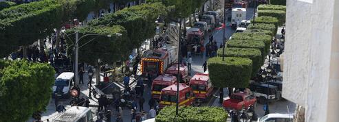 Tunisie: une femme s'est fait exploser dans le centre de Tunis, vingt blessés