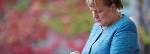Merkel, l'indécise européenne