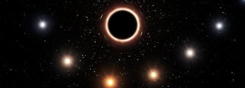 Zoom inédit sur le gargantuesque trou noir central de notre galaxie