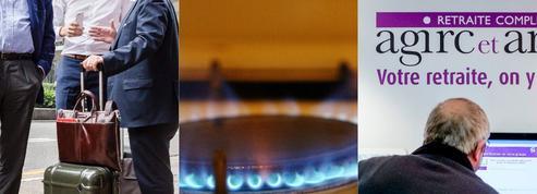 Retraites, gaz, Ryanair… Ce qui change au 1er novembre