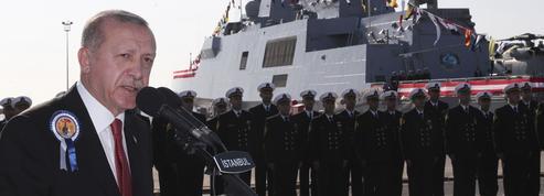 Erdogan menace frontalement les géants pétroliers en Méditerranée orientale