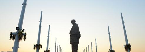 La plus grande statue du monde érigée en Inde