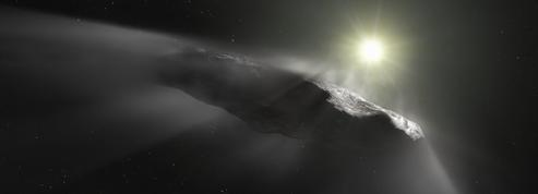 L'étrange accélération de l'astéroïde 'Oumuamua alimente les fantasmes de vaisseau alien