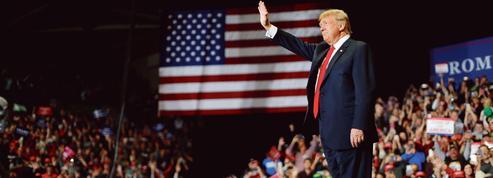 Midterms: Donald Trump a déjà l'œil sur la présidentielle de 2020