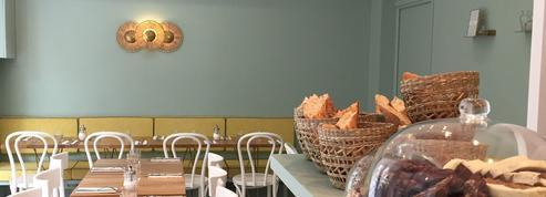 Café Mimosa, l'œuf se creuse la coquille