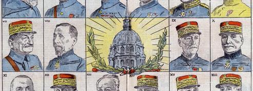 Polémique sur Pétain : aux Invalides, l'armée rendra hommage à «tous ses chefs»