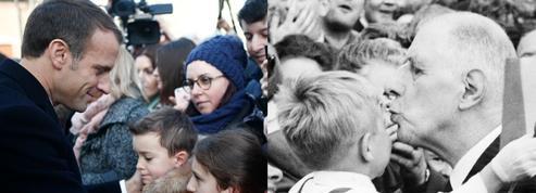 Périple chaotique de Macron : «Le politique brouille le symbolique»