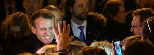 Macron à un salarié à mi-temps sans prime d'activité : «Ils vous ont empapaouté»