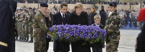 Centenaire du 11 novembre: la difficile commémoration allemande