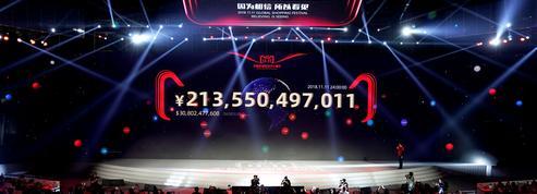 Alibaba pulvérise son record de ventes pour le Jour des célibataires