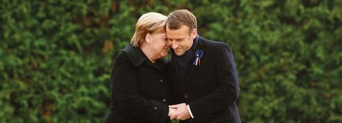 Macron et Merkel ravivent la flamme franco-allemande