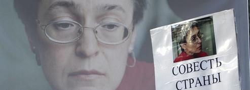 Anna Politkovskaïa ,la flamme du symbole