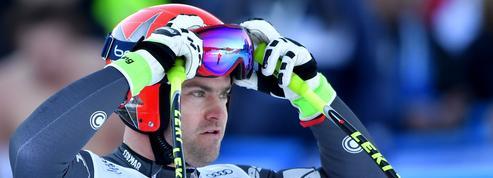 Il y a un an, la mort du skieur David Poisson à l'entraînement