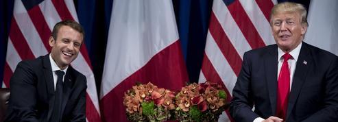 Après les attaques de Trump visant la France, Griveaux déplore un manque de «décence»