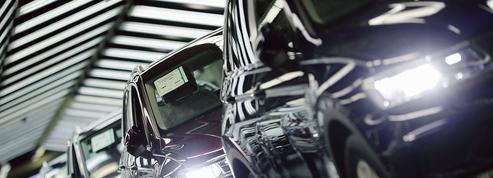 Allemagne: l'automobile sape la croissance