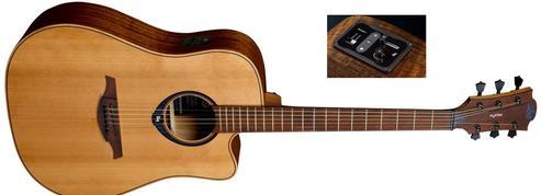 Lâg HyVibe, une guitare qui fait de l'effet