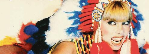 Le Crazy Horse chez les Indiens