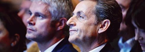 Quand Nicolas Sarkozy se montre critique à l'égard de Laurent Wauquiez