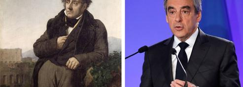De Chateaubriand à François Fillon : la droite est faite d'hommes plutôt que d'idées