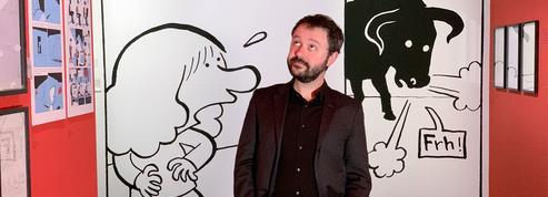 Riad Sattouf : «J'ai appris à déchiffrer les lettres dans Tintin »
