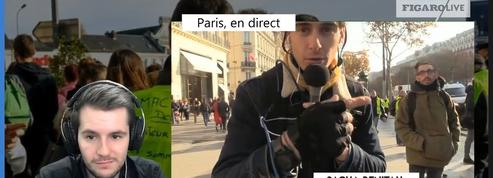 «Gilets jaunes» : revivez en replay une journée de manifestations partout en France