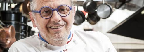 Joseph Viola : «Je porte la veste pour cuisinier depuis 1995!»
