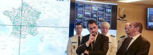La «désorganisation» des «gilets jaunes» trouble le ministère de l'Intérieur