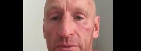 L'ancien rugbyman gallois Gareth Thomas raconte son agression homophobe
