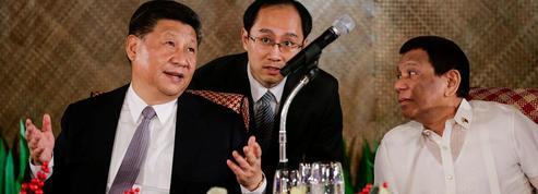 Pékin veut consolider son emprise sur les Philippines