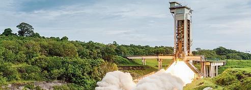Vega, la petite fusée européenne, ne cesse de grandir