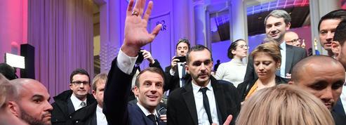 Macron cherche des alliés pour les européennes