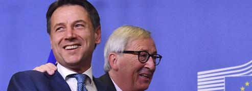 Budget: Bruxelles et Rome adoptent un ton plus conciliant