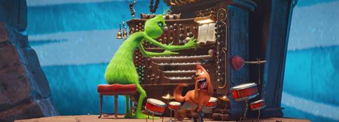 Le Grinch :un conte de Noël délicieusement horrible