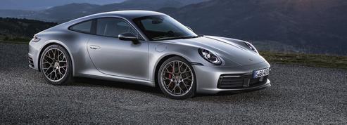 Nouvelle Porsche 911 , une quinqua toujours alerte