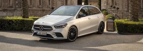 Mercedes Classe B, le monospace qui ose défier le SUV