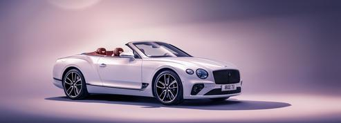 Bentley Continental GTC, le grand luxe à l'air libre