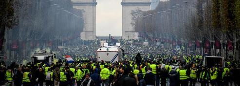 «Gilets jaunes» : les Champs-Élysées réservés aux piétons samedi