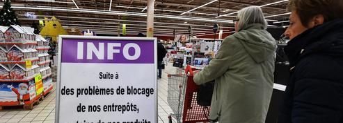 «Gilets jaunes»: à quatre semaines de Noël, les commerçants poussent un cri d'alarme