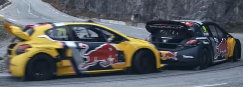 L'étourdissante montée de l'Alpe d'Huez par Sébastien Loeb