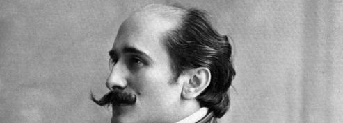 Edmond Rostand à l'Académie française en 1903 : «J'ai eu un trac!»