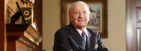 Disparition d'Albert Frère, le baron belge du CAC 40