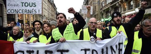 Malgré les violences, le soutien des Français aux «gilets jaunes» reste massif