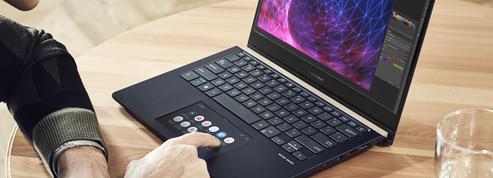 Asus invente le pavé tactile intelligent avec son ZenBook Pro